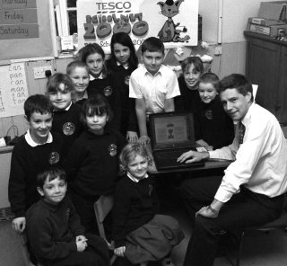 tesco schoolnet picture