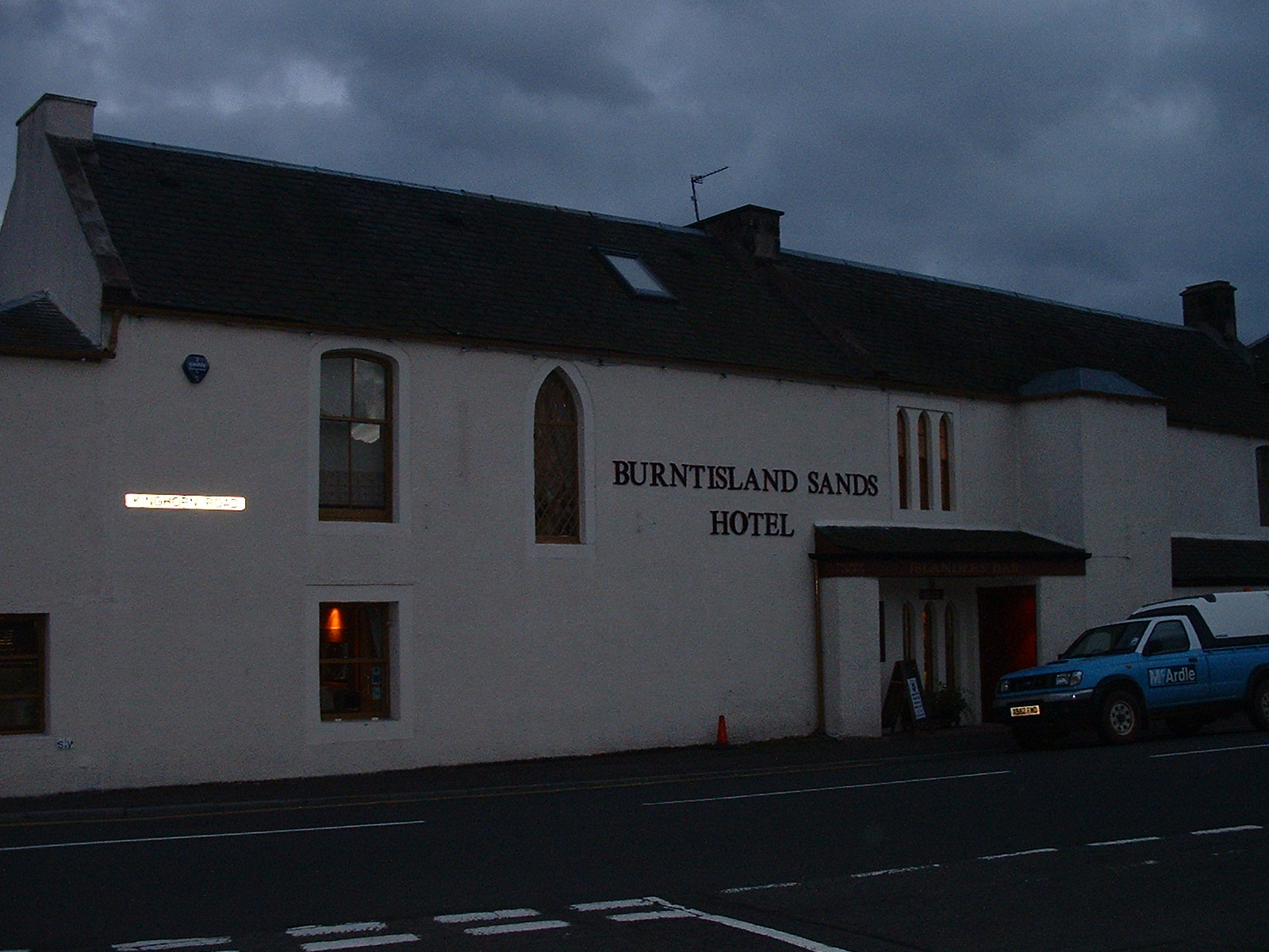 picture of Sands Hotel Burntisland
